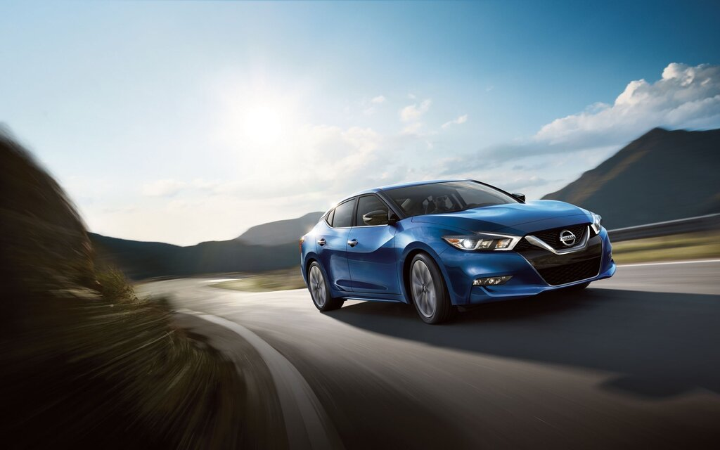 2018 Nissan Maxima SV Specifications - The Car Guide