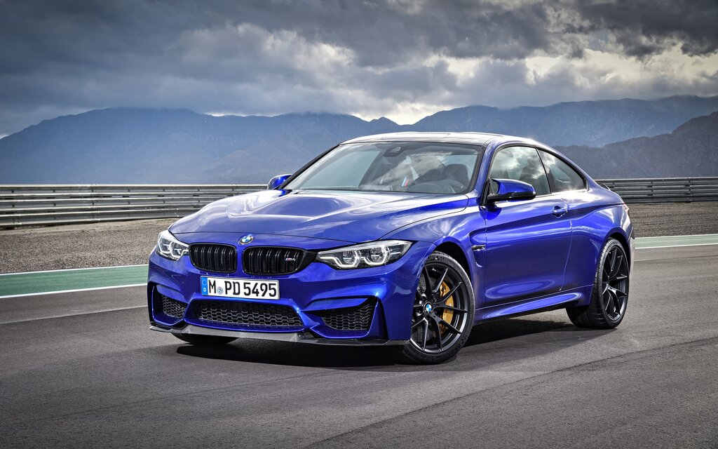 2018 Bmw 4 Series M4 Coupe Specifications The Car Guide