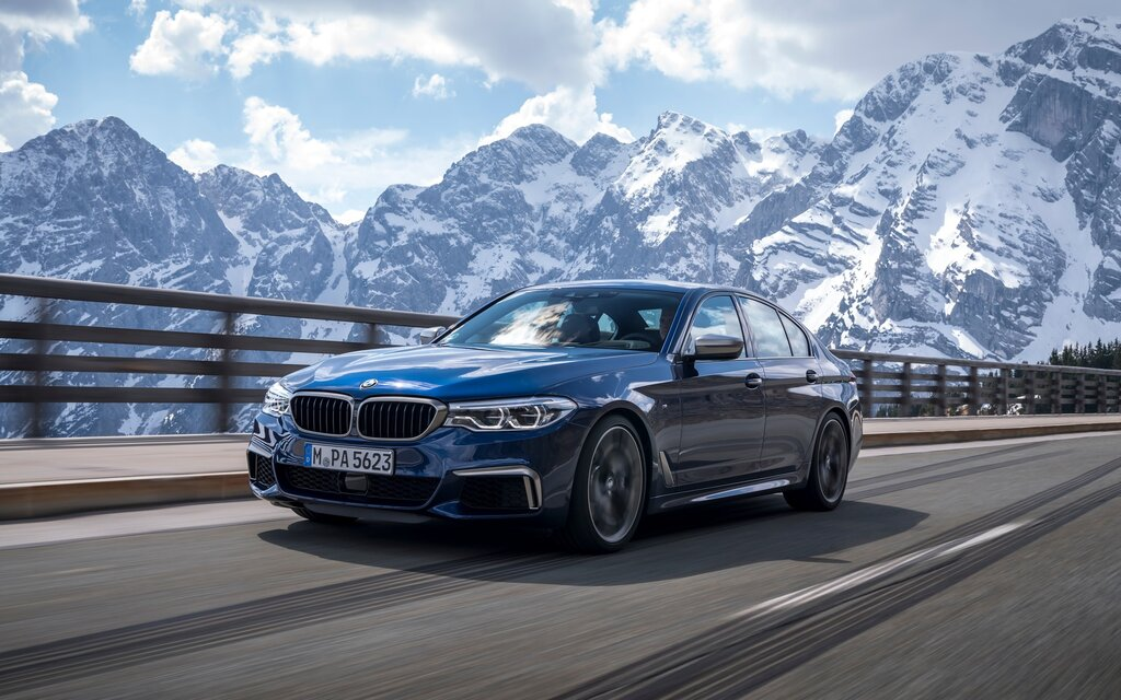 2018 Bmw 5 Series 540i Xdrive Specifications The Car Guide