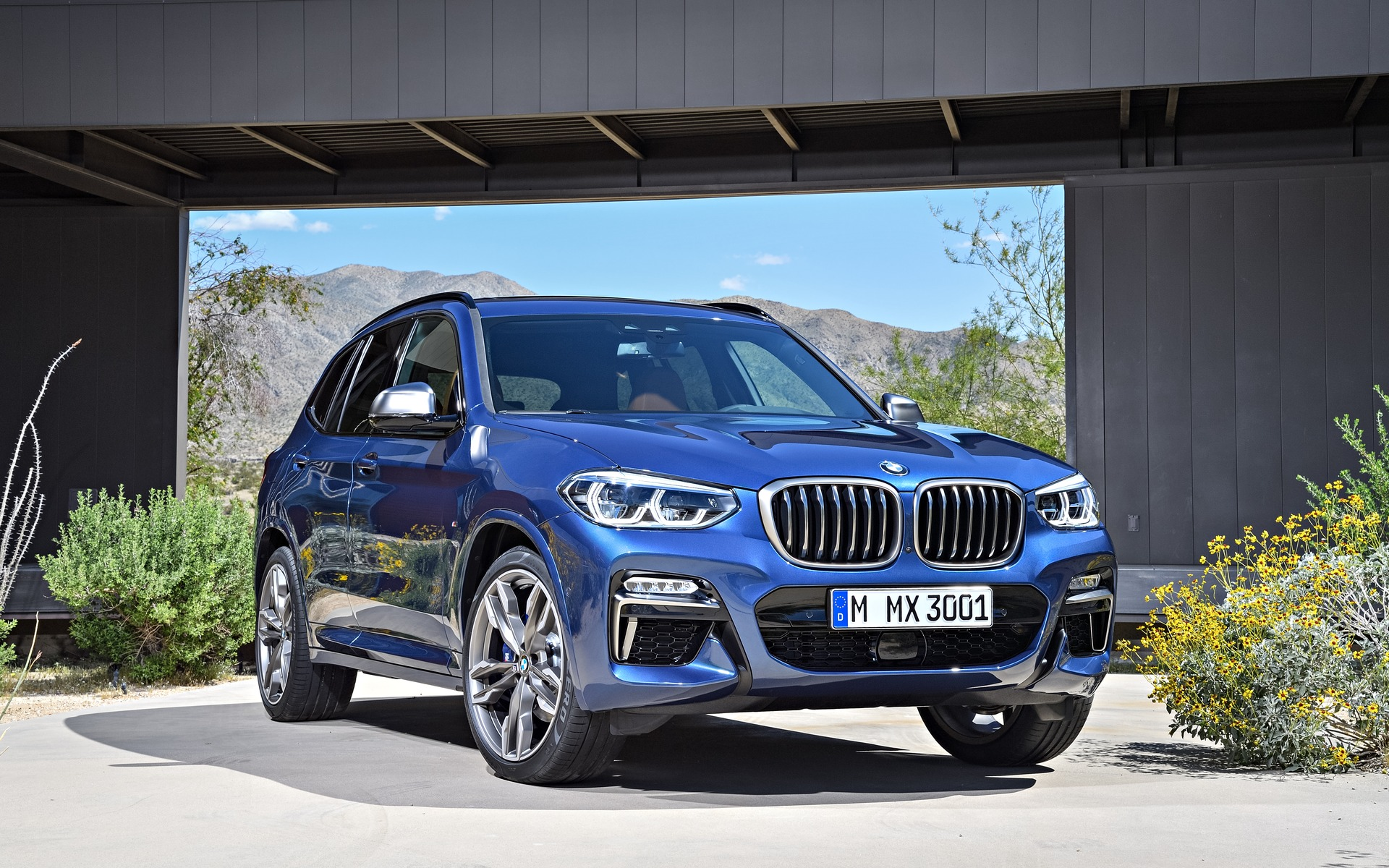 Photos Bmw X3 2018 3 8 Guide Auto