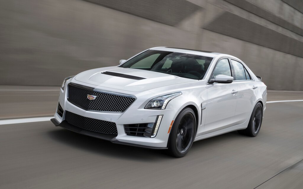 2018 Cadillac CTS 3.6L Luxury AWD Specifications - The Car Guide