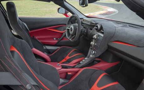 2018 McLaren 720S Coupe - Price, engine, full technical ...