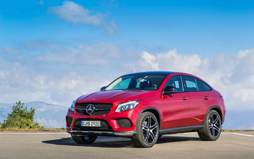 Mercedes benz classe gle 2018 essais actualit for 2018 mercedes benz gle