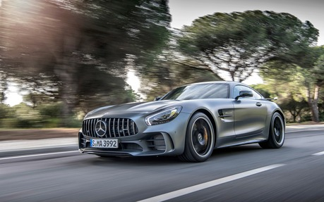 2018 Mercedes-Benz AMG GT Coupe - Price, engine, full technical ...