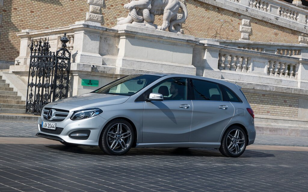 2018 mercedes benz b class b250 specifications the car guide. Black Bedroom Furniture Sets. Home Design Ideas