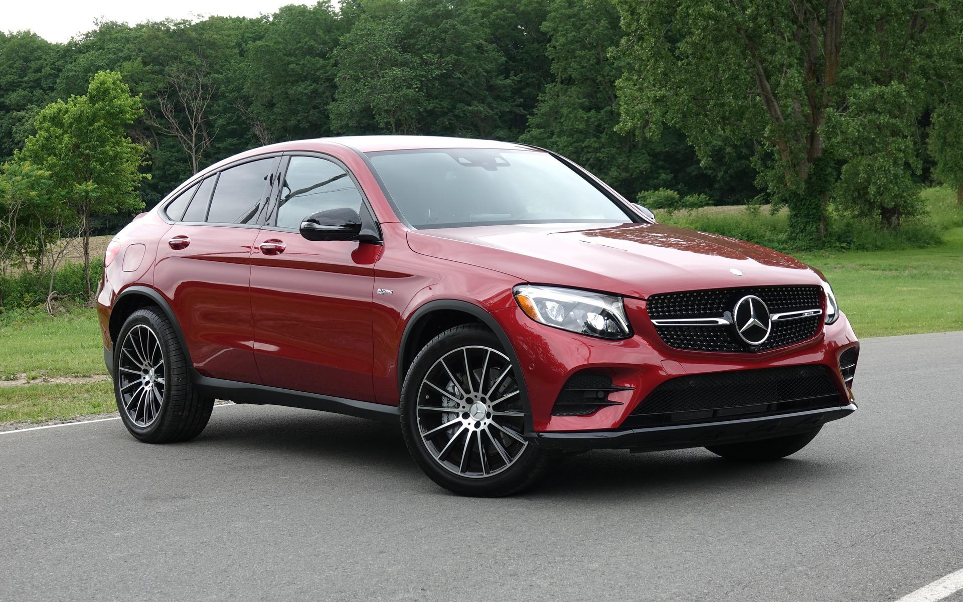 Photos mercedes benz classe glc 2018 3 9 guide auto for Mercedes benz glc 2018