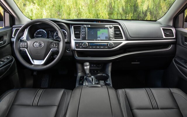 2020 - [Toyota] Highlander 084613_2018_toyota_Highlander