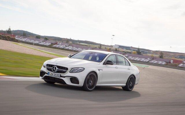 Mercedes-Benz Classe E 2018