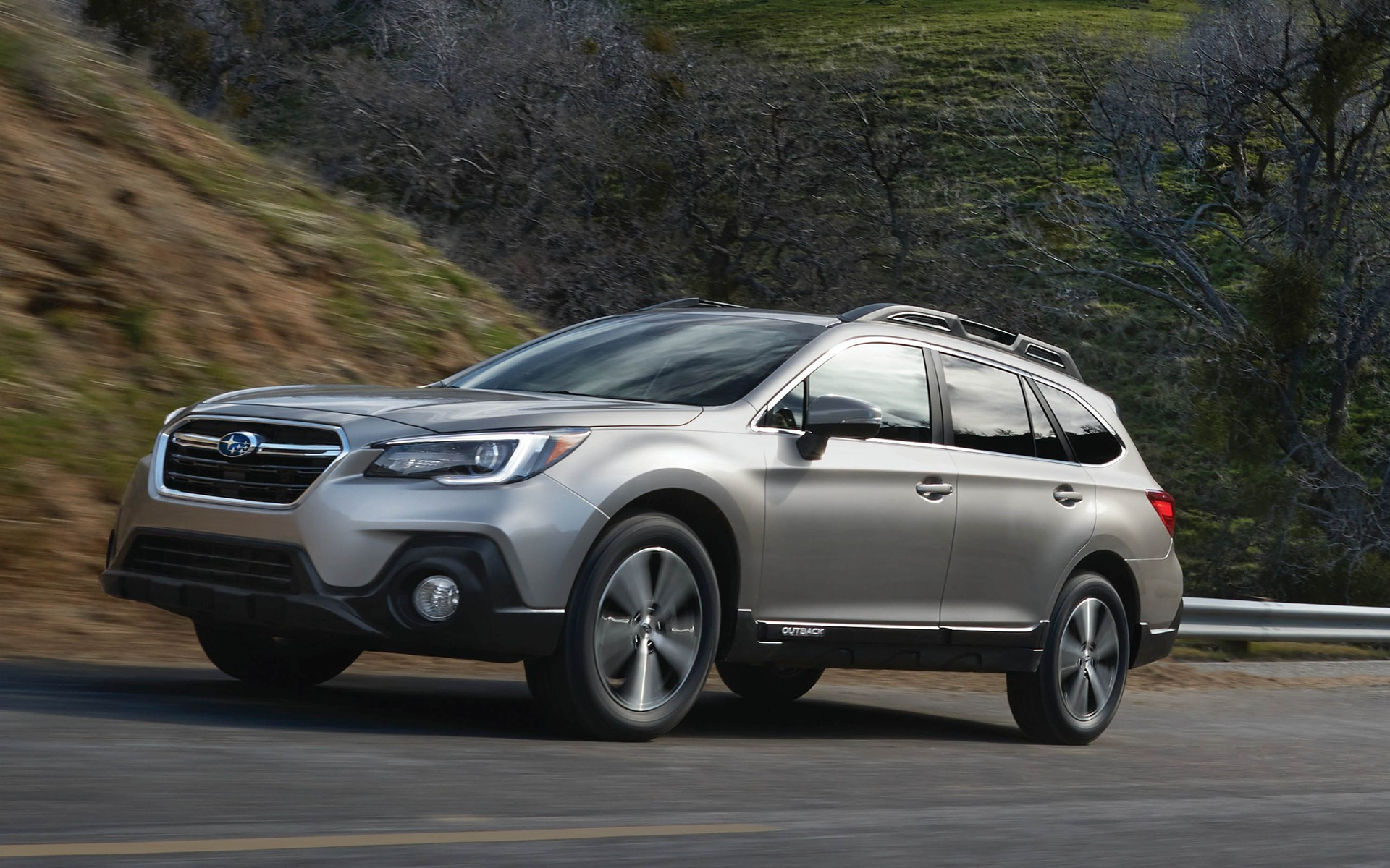 2018 Subaru Outback 25i Specifications  The Car Guide