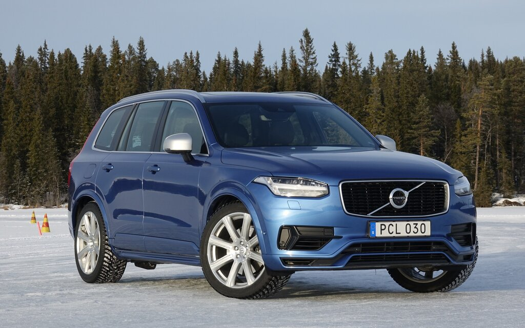 2018 Volvo XC90 Inscription T8 eAWD Specifications - The Car