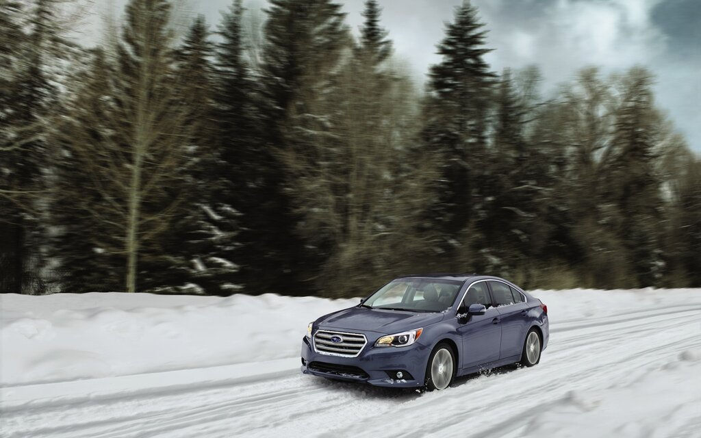 2018 Subaru Legacy 2 5i Specifications - The Car Guide