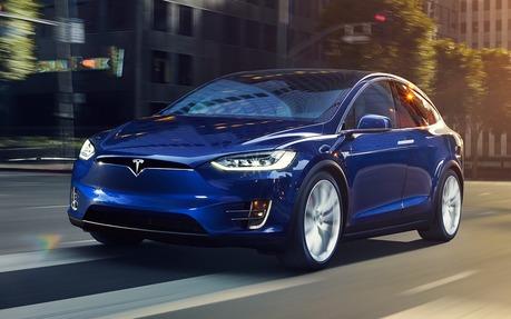 2018 Tesla Model X 75d Price Engine Full Technical