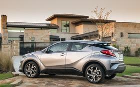 Toyota C-HR 2018 - Essais, actualité, galeries photos et ...