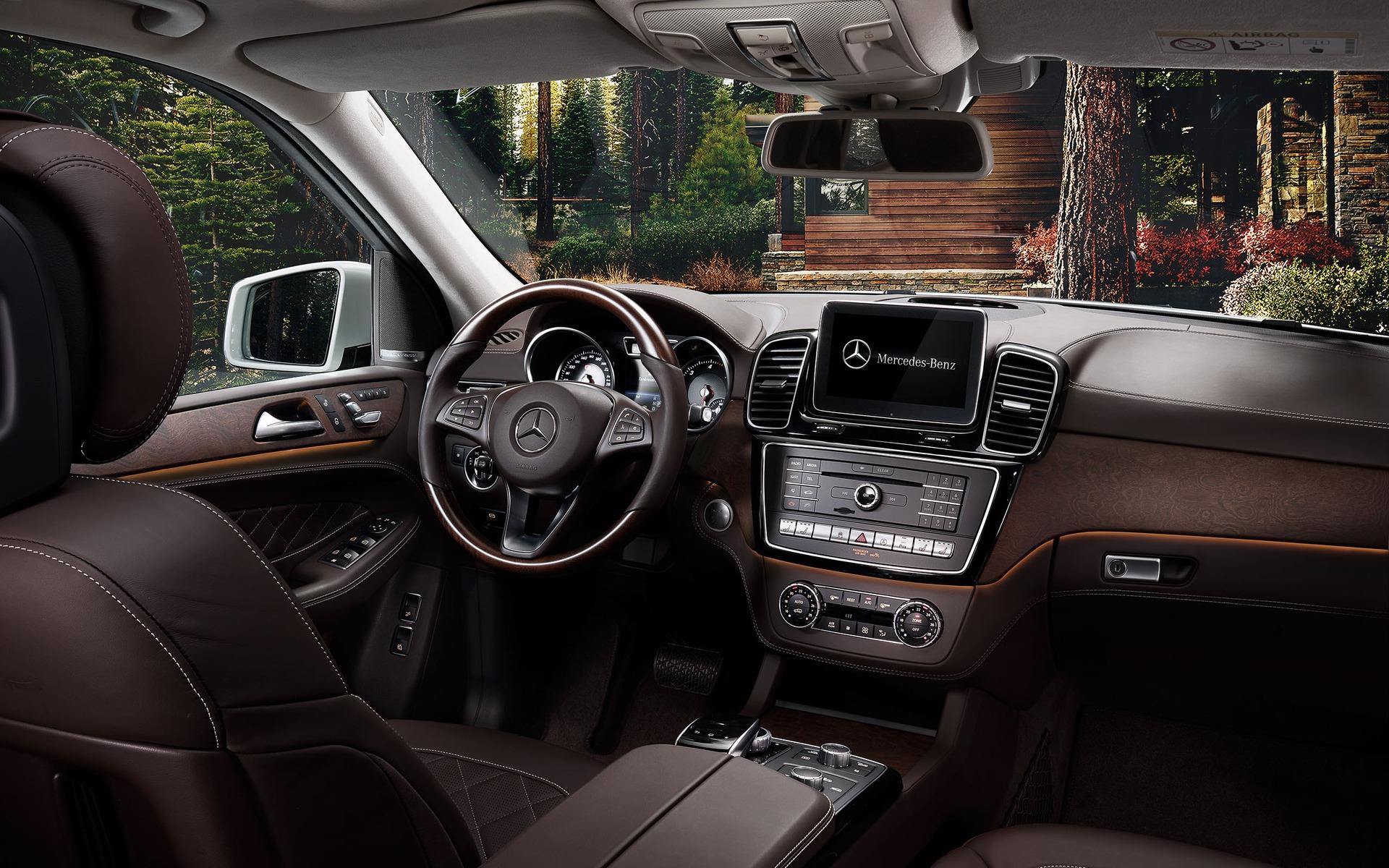 2017 Mercedes Benz Gle Class Photos 11 13 The Car Guide
