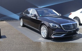 2018 Mercedes-Benz Maybach S650 Specifications - The Car Guide