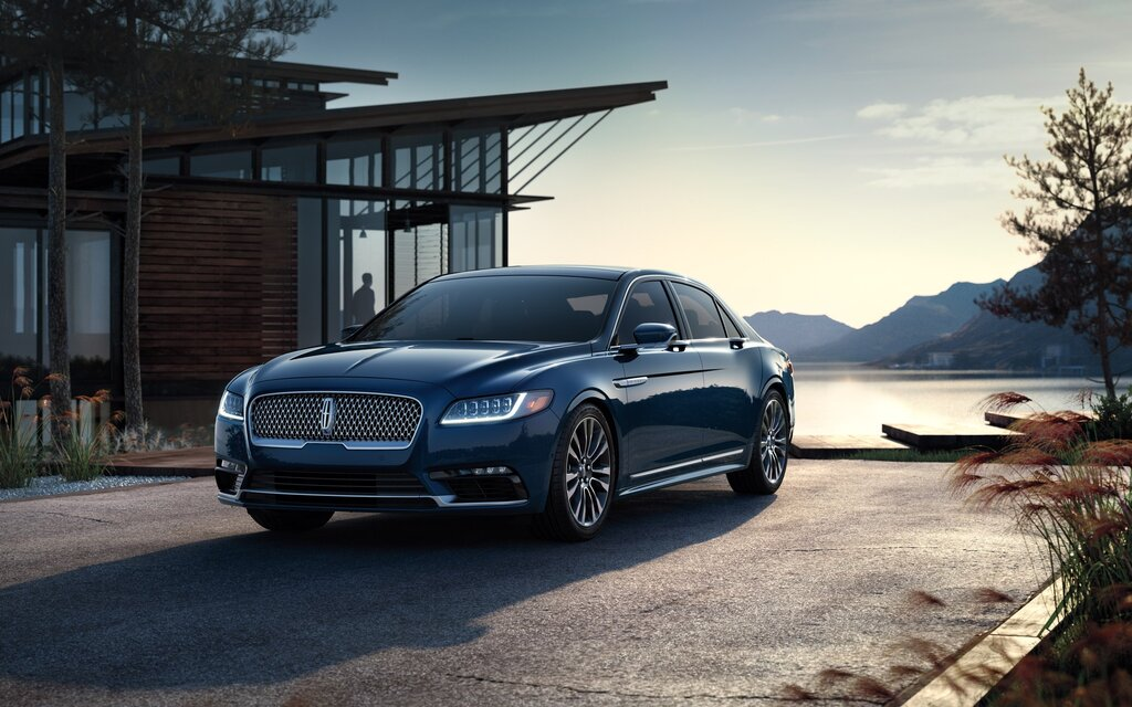2018 lincoln continental news reviews picture. Black Bedroom Furniture Sets. Home Design Ideas