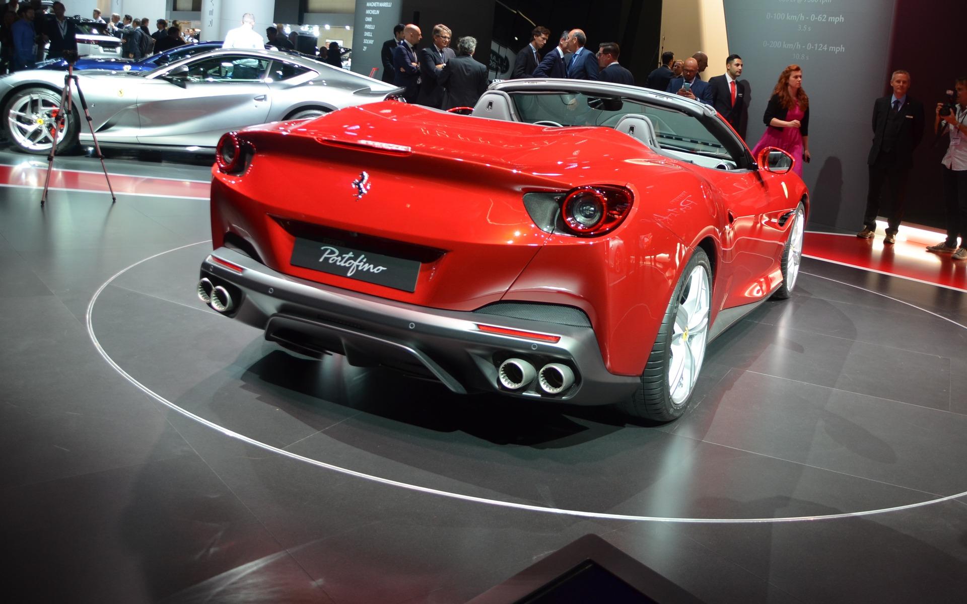 2018 Ferrari Portofino Photos 2 8 The Car Guide
