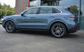 2019 Porsche Cayenne Specifications The Car Guide
