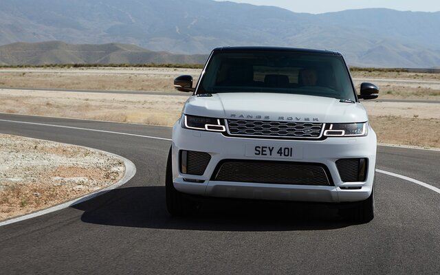 2019 Land Rover Range Rover Sport Se Supercharged V6 Specifications