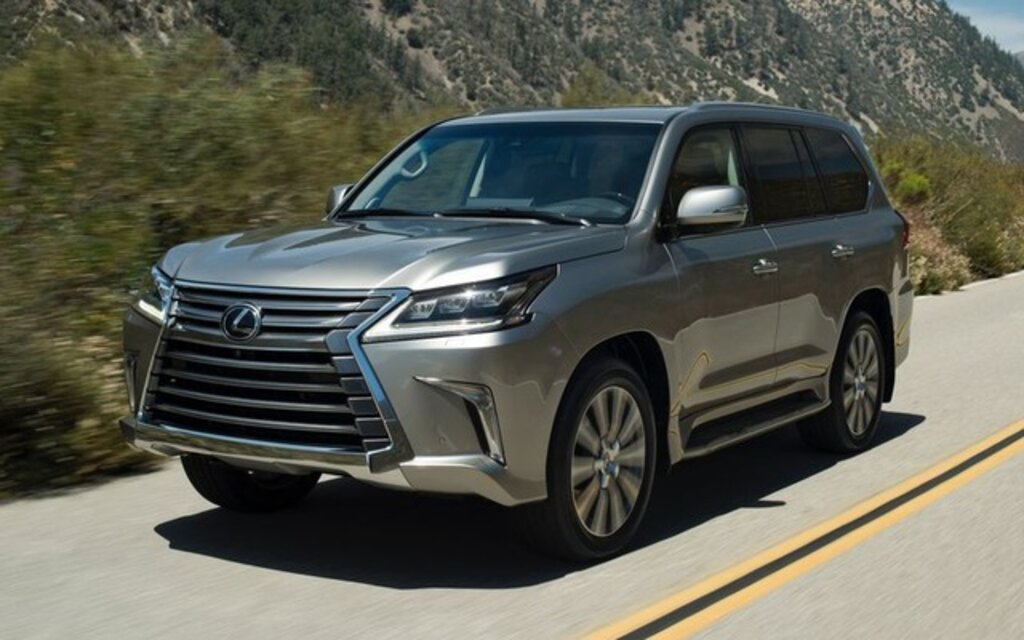 2018 Lexus Lx Lx 570 Specifications The Car Guide
