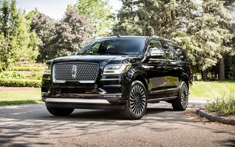 2018 Lincoln Navigator Select 4x4 Price Engine Full Technical