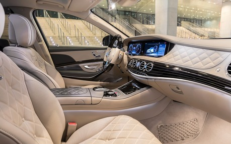 2018 Mercedes-Benz Maybach S650 - Price, engine, full technical ...