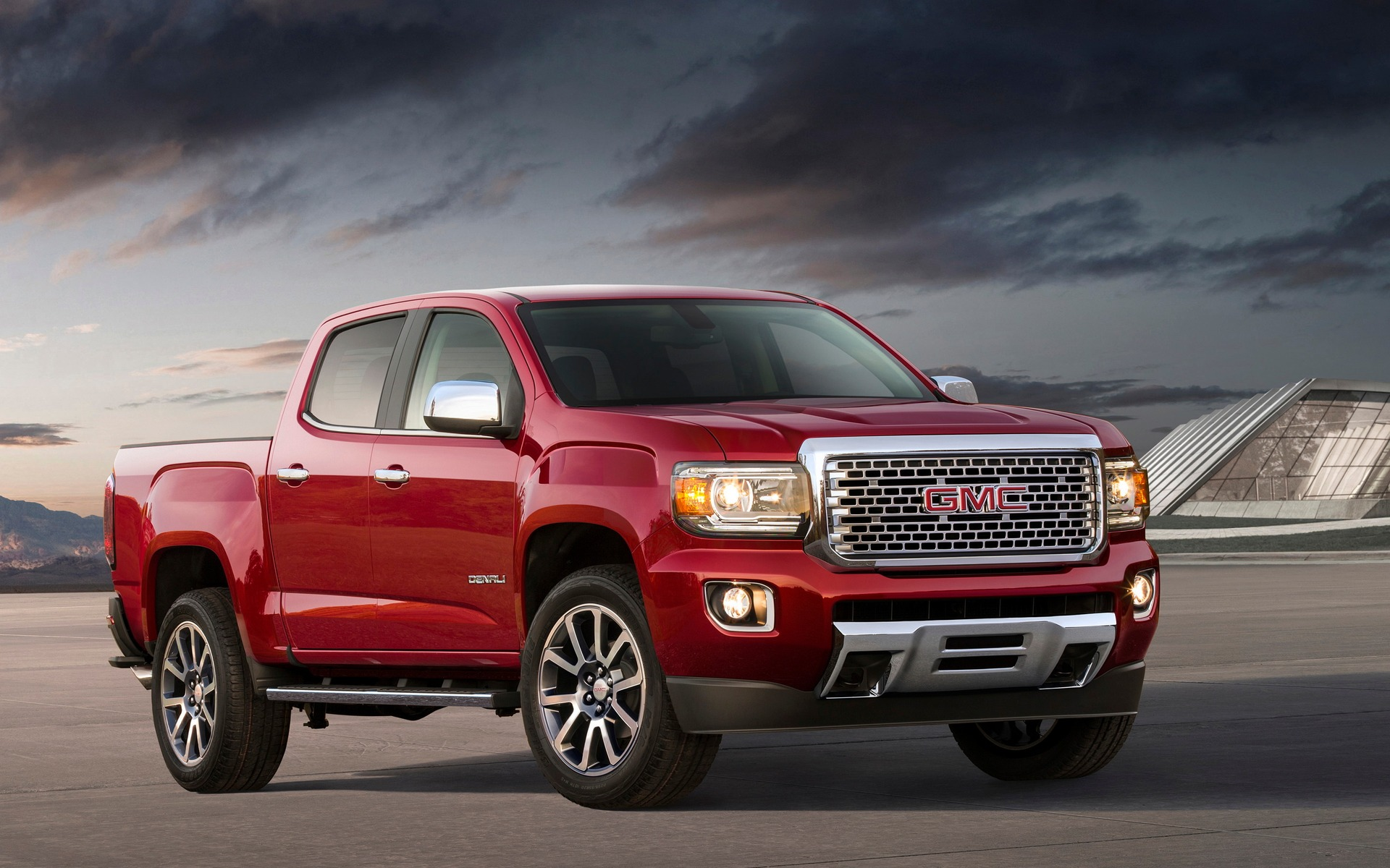 2018 GMC Canyon News reviews picture galleries and videos The