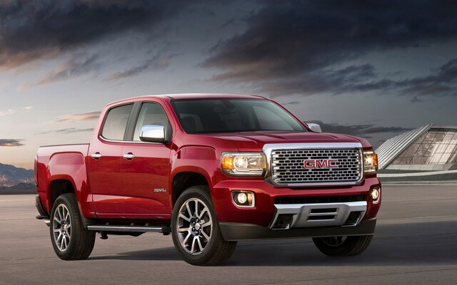 2018 Gmc Canyon News Reviews Picture Galleries And Videos