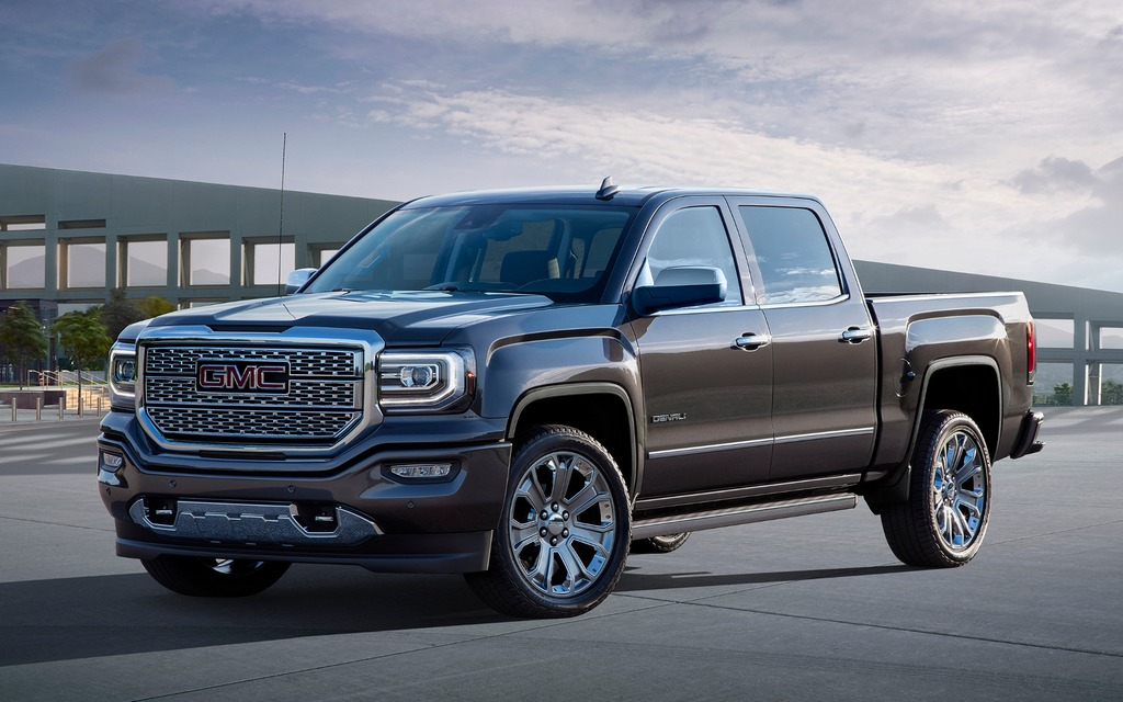 2018 Gmc Sierra 1500 Slt Crew Cab Short Bed 4wd Specifications The Car Guide