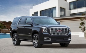 Used Yukon Denali >> 2018 GMC Yukon - News, reviews, picture galleries and ...