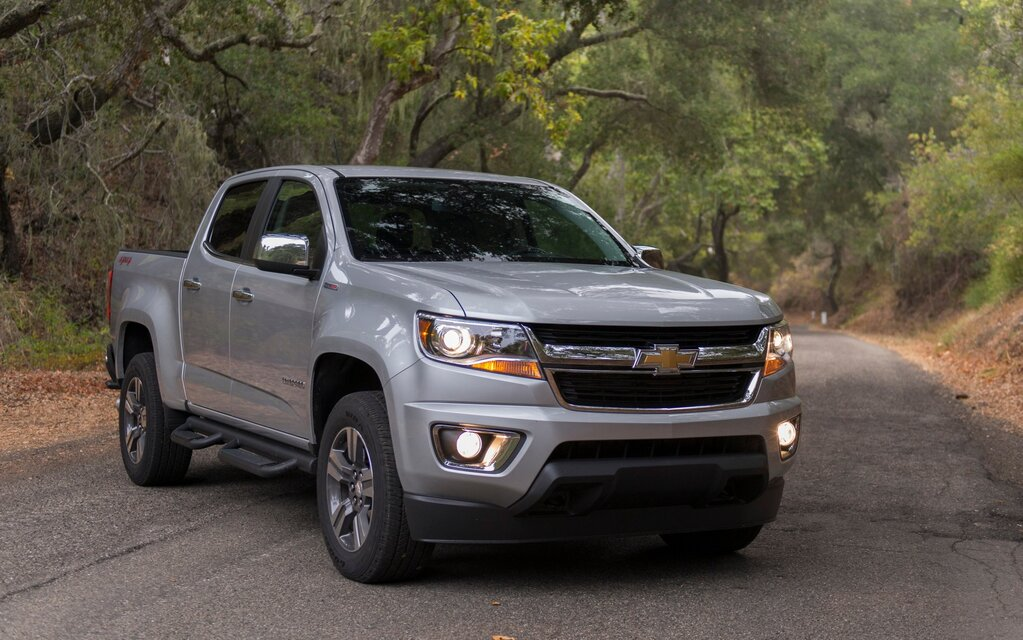 Chevy Colorado 2018 >> 2018 Chevrolet Colorado News Reviews Picture Galleries