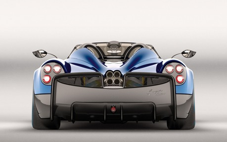 2018 Pagani Huayra Coupe Price Engine Full Technical