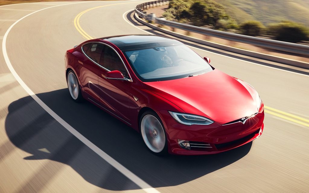 Tesla price 2018
