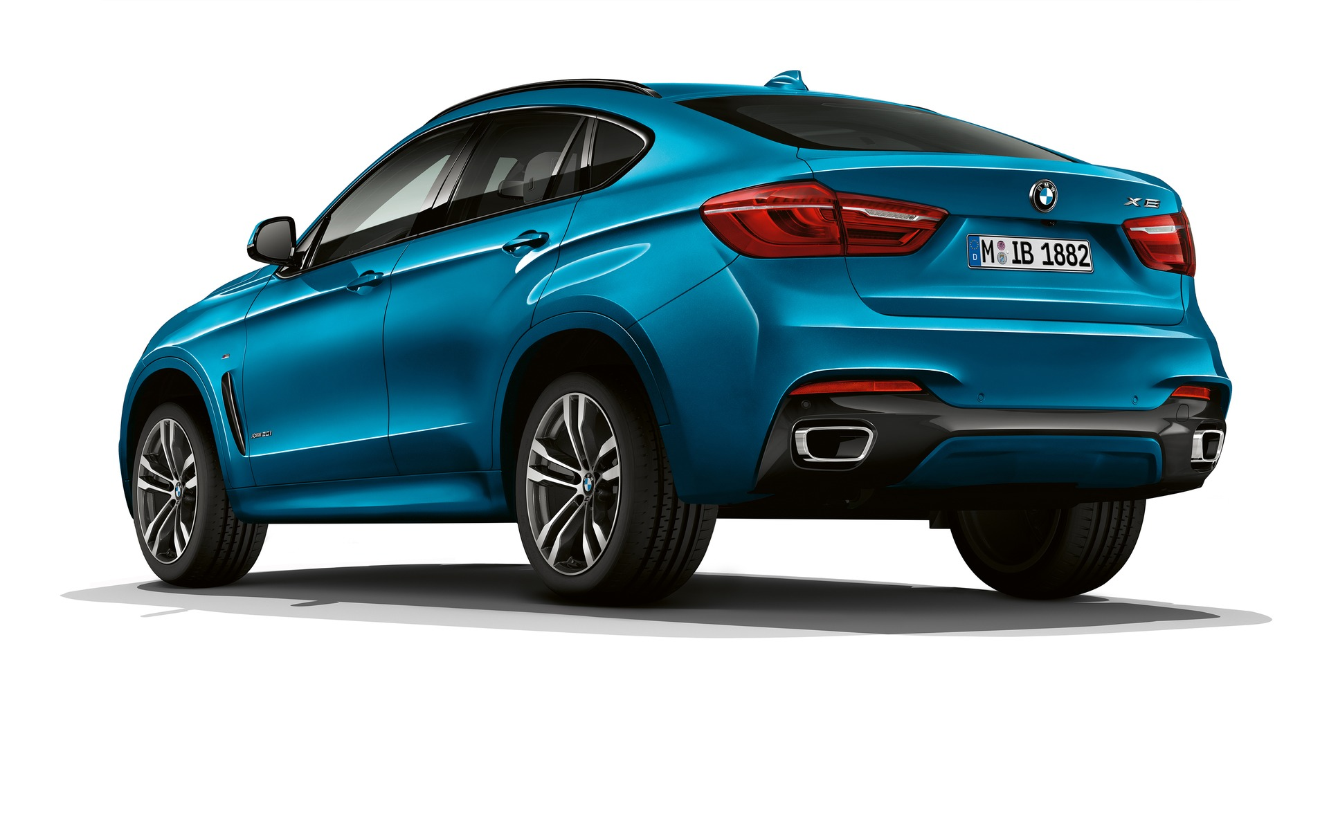 2018 Bmw X6 Photos 2 5 The Car Guide
