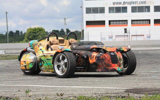 Campagna Motors V13R 2018