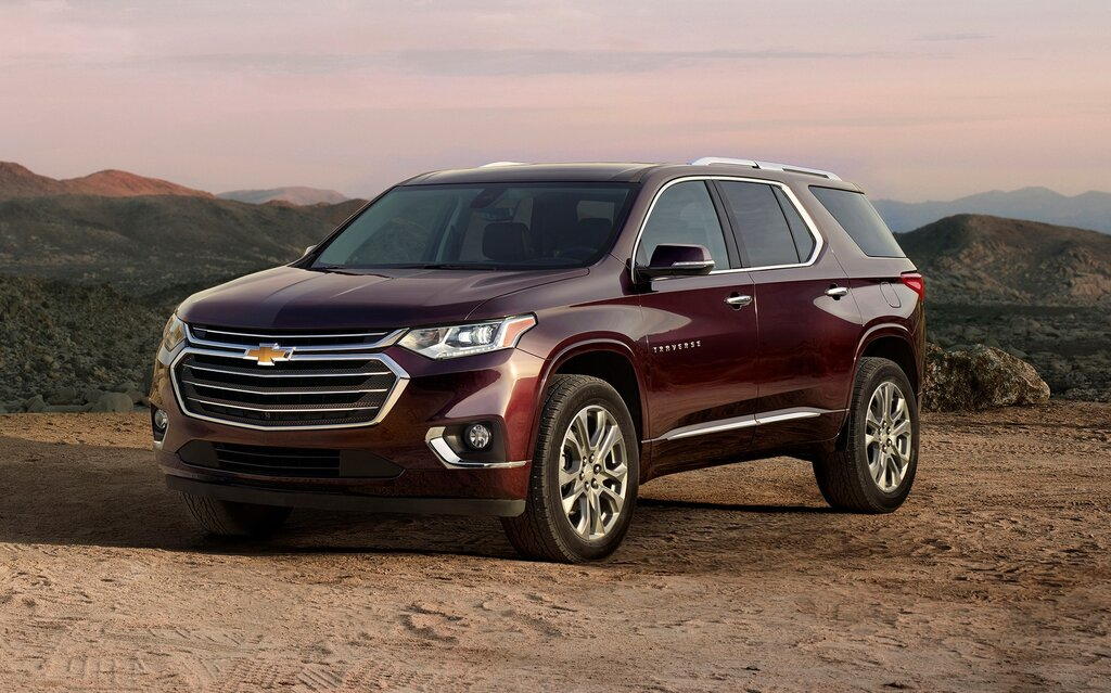2018 Chevrolet Traverse Ls Specifications The Car Guide