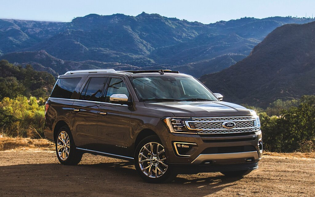 2018 Ford Expedition Max Limited 4x4 Specifications - The Car Guide