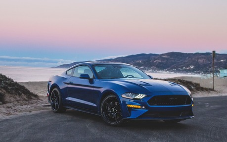3 5 L Ecoboost >> 2018 Ford Mustang GT Premium Coupe (Auto) - Price, engine, full technical specifications - The ...
