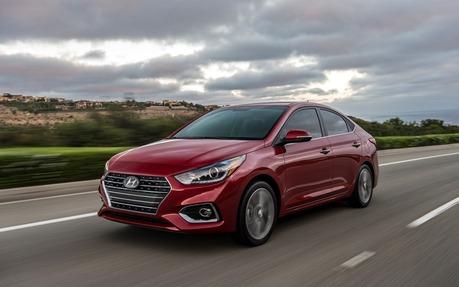 hyundai accent l hatchback 2018 - prix, moteur, spécifications