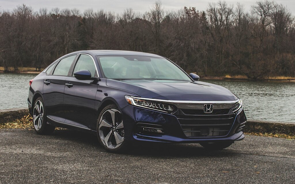 2018 Honda Accord Lx Sedan Specifications The Car Guide