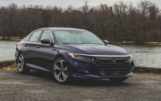 2018 Honda Accord Lx >> 2018 Honda Accord Lx Man Specifications The Car Guide