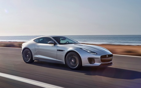2018 Jaguar F Type Coupe 2.0   Price, Engine, Full Technical Specifications    The Car Guide / Motoring TV