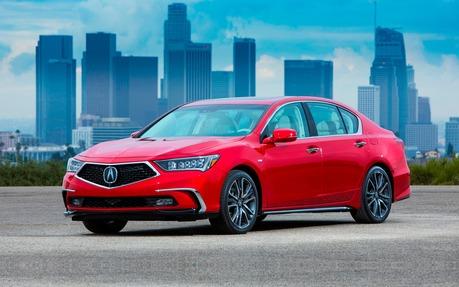 2018 Acura Rlx Tech Sh Awd Price Engine Full Technical