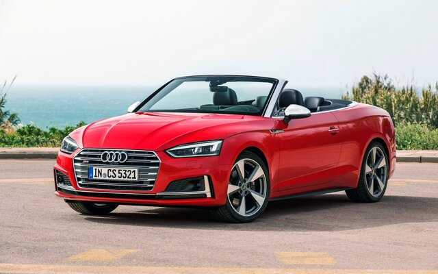 2018 Audi A5 Komfort Quattro Coupe Man Specifications The Car Guide