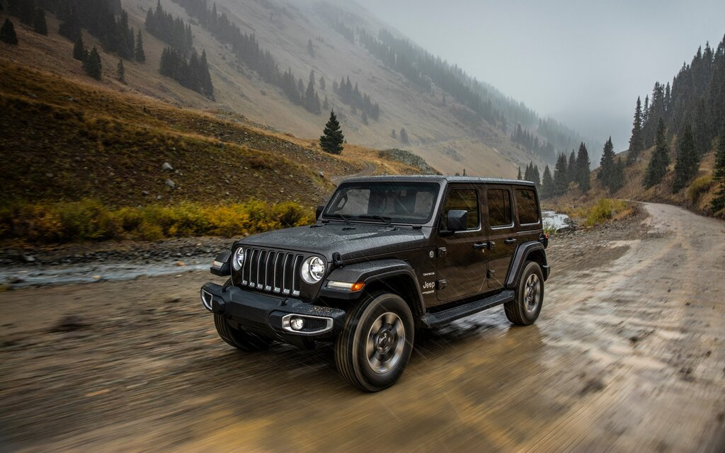 2018 Jeep Wrangler - News, reviews, picture galleries and videos ...