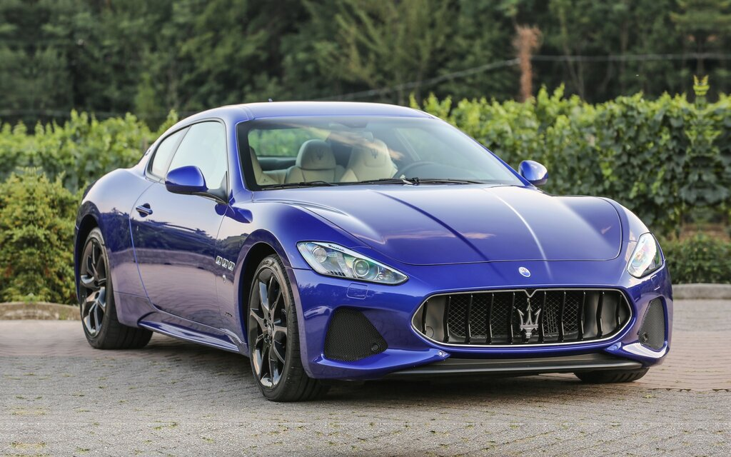 2018 maserati granturismo news reviews picture galleries and videos the car guide. Black Bedroom Furniture Sets. Home Design Ideas