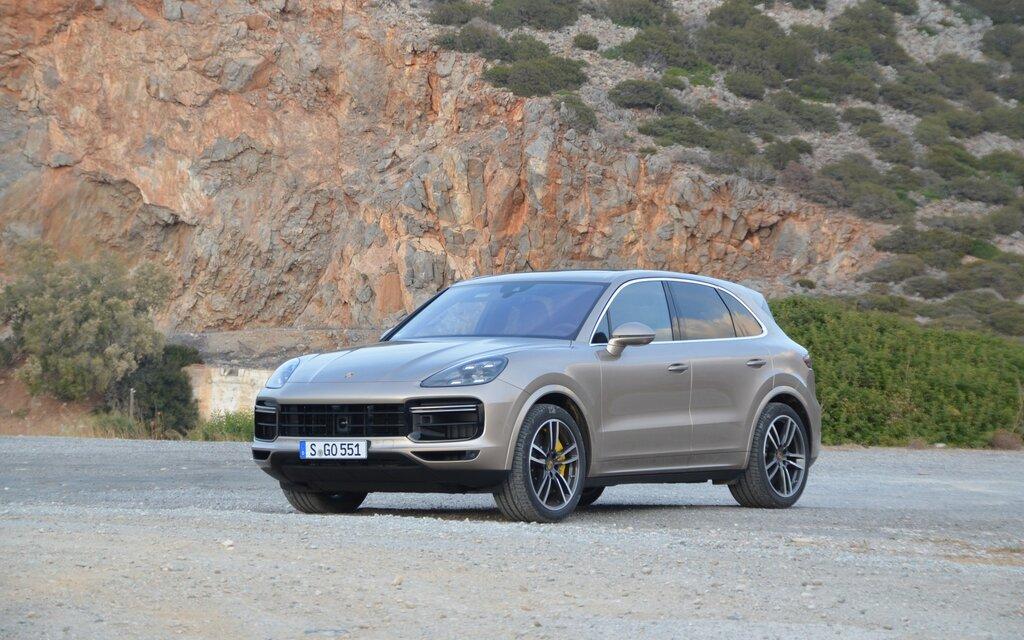 2018 Porsche Cayenne Gts Specifications The Car Guide