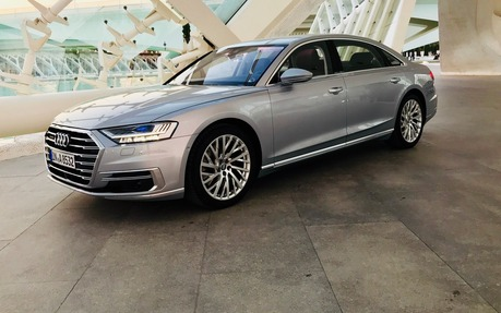 2019 Audi A8 55 Tfsi Quattro Tiptronic Price Engine Full