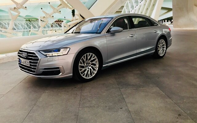 2019 Audi A8 L 55 Tfsi Quattro Specifications The Car Guide