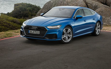 2019 Audi A7 Tests News Photos Videos And Wallpapers The Car